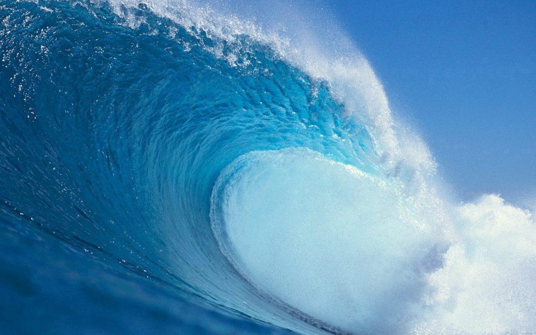 ola de mar